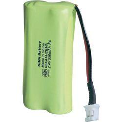 Bateria NiMH do telefonu Siemens Gigaset A140/A240/A245, 2,4V, 550 mAh