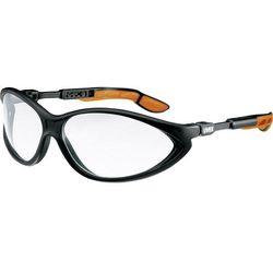Okulary ochronne Uvex CYBRIC SCHWARZ, Plastik, EN 166 + EN 170