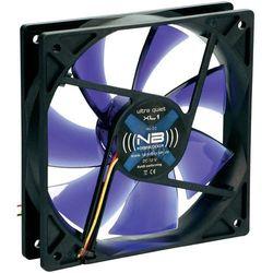Wentylator do komputerów PC, NoiseBlocker BlackSilentFan XL1, 12 cm x 12 cm x 2,5 cm