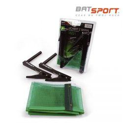 Siatka do stołu tenisowego z uchwytami Bat Sport US221