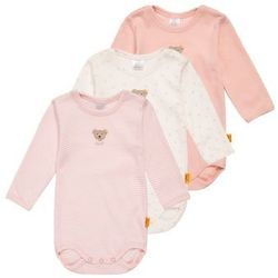 Steiff Collection 3 PACK Body peach skin rose