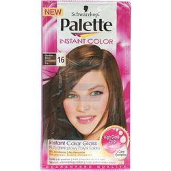 Palette Instant Color Szamponetka do włosów nr 16 Czekoladowy brąz
