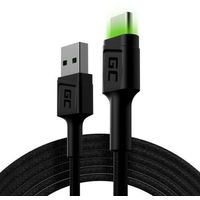 Kabel USB - USB Typ-C GREEN CELL Ray 2 m