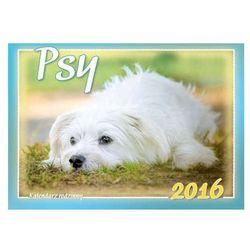 Kalendarz 2016 Rodzinny Psy