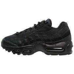 Nike Sportswear AIR MAX 95 ESSENTIAL Tenisówki i Trampki black