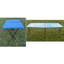 Składany stół do handlu ulicznego długość ok. 2m + wąski blat