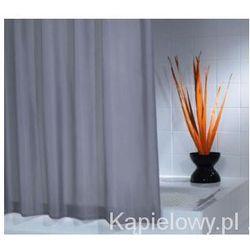 MADISON poliestrowa zasłona prysznicowa niebieska 180x200cm 45333