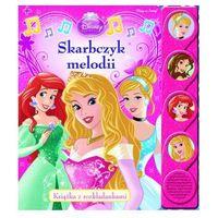 Disney Księżniczka. Skarbczyk melodii - Wysyłka od 4,99 - porównuj ceny z wysyłką (opr. kartonowa)