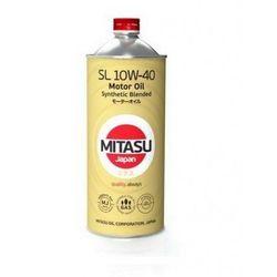 MITASU MOTOR OIL SL 10W-40 SYNTHETIC BLENDED 1L