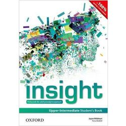 Insight Upper-Intermediate Students Book (Ministry Approved) (Poland)