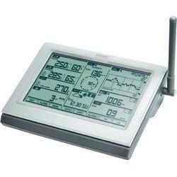 Stacja pogodowa, bezprzewodowa Oregon WMR 300, zew. - 40 - 65°C, USB, ogniwo solarne