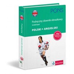 Pons Podręczny słownik obrazkowy polski angielski (opr. miękka)