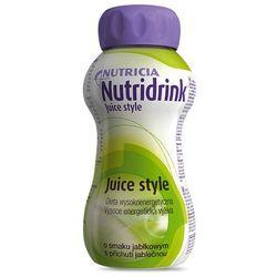 Nutridrink Juice Style jablko x 200ml