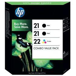 HP No 21+21+22 3-Pack SD400AE