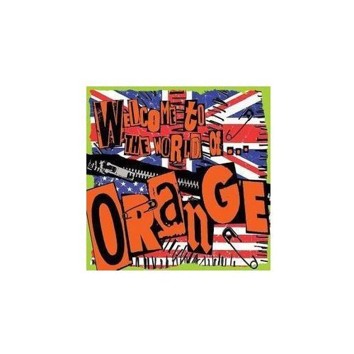 Welcome To The World Of… (CD) - Orange