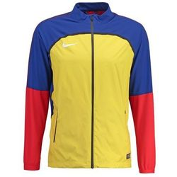 Nike Performance REVOLUTION Kurtka sportowa varsity maize/deep royal blue/white