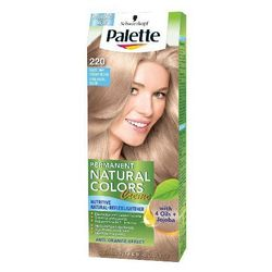 Palette Permanent Natural Colors Farba do włosów nr 220 Pastelowy Różany Blond