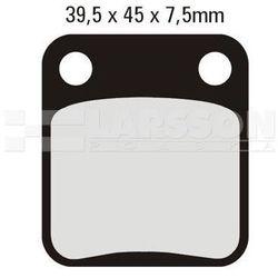Klocki hamulcowe EBC (2 szt.) SFA054 4101824 Daelim SL 125, Peugeot Sum-Up