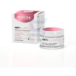 Mincer Pharma ANTIALLERGIC-Cera Naczynkowa Nawilżający krem do twarzy na dzień 50 ml