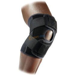 Opaska na kolano Knee Support Adjustable w/Cross Straps McDavid