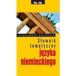 Słownik tematyczny języka niemieckiego (opr. miękka)