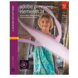 Adobe Premiere Elements 14 PL Win - licencja EDU