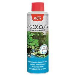 AQUA EL Preparat Acti Aquaclar - Preparat do klarowania wody w stawie 250ml
