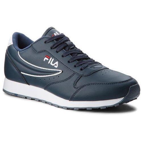Sneakersy FILA Orbit Low 1010263.29Y Dress Blue porównaj
