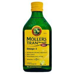 TRAN Mollers cytrynowy 500ml