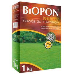 Nawóz jesienny do trawnika Biopon