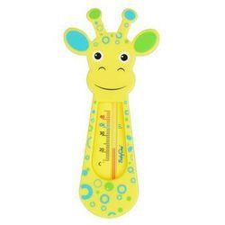 Termometr do kąpieli żółta żyrafa