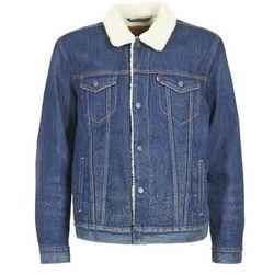 Kurtki jeansowe Levis TYPE 3 SHERPA TRUCKER