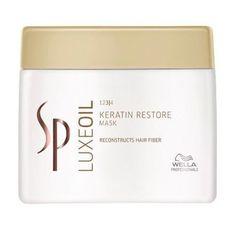 Wella SP Luxe Oil Keratin Protect - Maska regenerująca do włosów 400ml