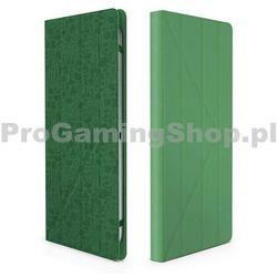 "Bush Canyon""Life Is"" OUN-C24UT7 dla Sony Xperia Tablet LTE Z3 Compact, zielony"