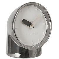 Zegar stołowy Periscope chrom by Karlsson