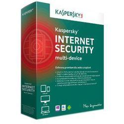 Program KASPERSKY LAB Kaspersky Internet Security Multi Device 2014 (3 urz. 12 mies.)