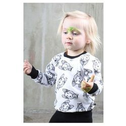 Bluza w Misie Przymilaki- można kolorować!