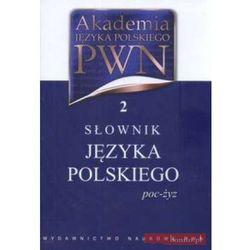 Akademia Języka Polskiego PWN 2 Słownik Języka Polskiego (opr. twarda)