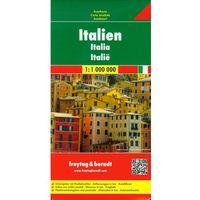 Włochy Mapa Drogowa 1:1 000 000
