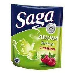Herbata zielona z maliną 25 torebek 1szt