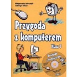 Informatyka SP KL 3 Podręcznik Przygoda z komputerem - Małgorzata Jędrzejek, Jadwiga Gilner (opr. miękka)