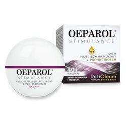 OEPAROL STIMULANCE krem przeciwzmarszczkowy 40+ na dzień dla skóry normalnej i mieszanej 50ml