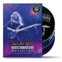 TOKYO TAPES REVISITED - LIVE IN JAPAN (DVD+2CD) - Uli Jon Roth (CD + DVD)