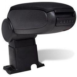 Czarny podłokietnik do samochodu VW Passat B5 (1996 - 2000) Zapisz się do naszego Newslettera i odbierz voucher 20 PLN na zakupy w VidaXL!