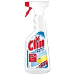 Płyn do mycia szyb CLIN 500ml rozpylacz