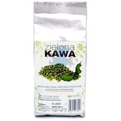 Kawa zielona mielona - Santos 1kg - 1kg