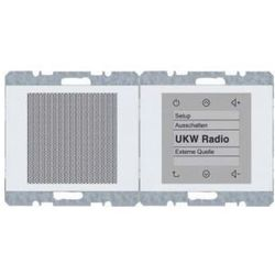 Berker K.1 / K.5 RADIO TOUCH ZESTAW