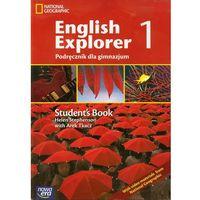 ENGLISH EXPLORER 1 PODR Z Z.GRAM-LEKS i CD (opr. miękka)