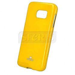 Etui Jelly Case do Samsung Galaxy S7 Żółty - JC-S7-Y