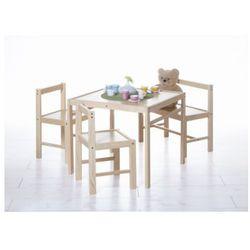 TiCAA Stolik z krzesłami